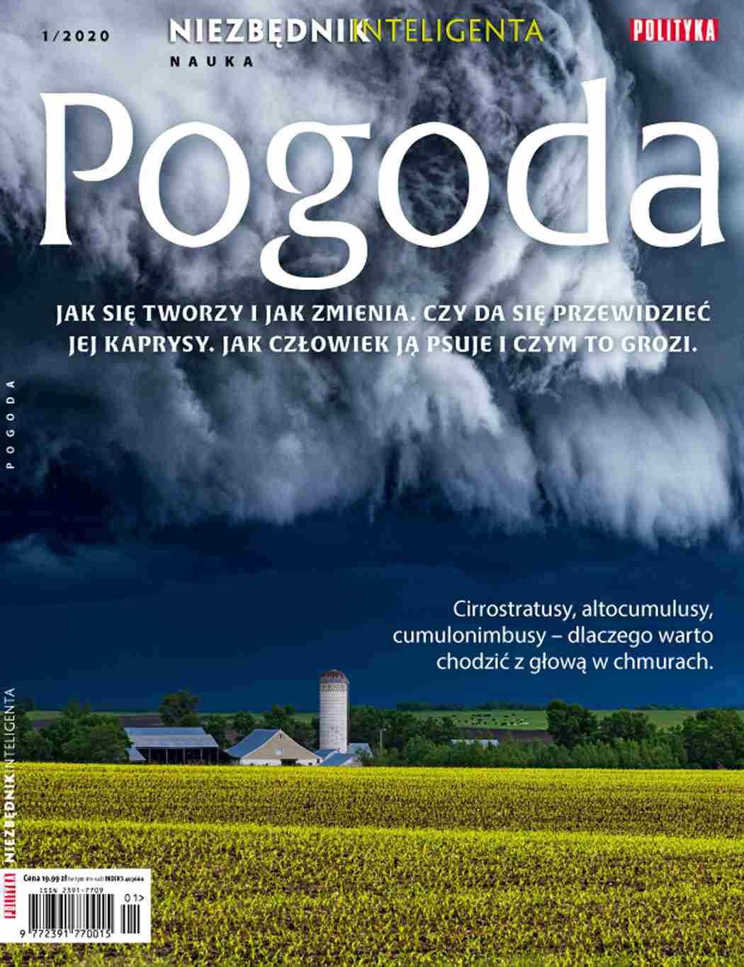 Niezbędnik Inteligenta: Pogoda - Ebook (Książka PDF) do pobrania w formacie PDF