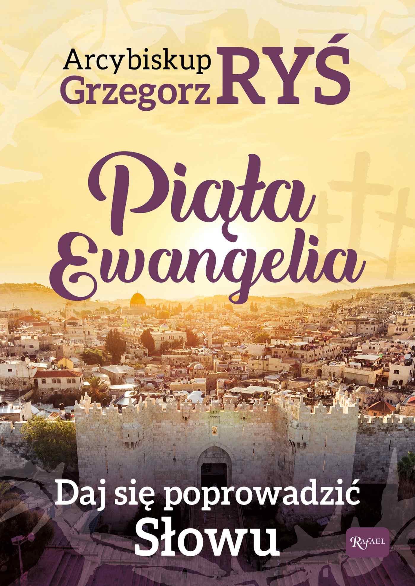 Piąta Ewangelia. Daj się poprowadzić Słowu - Audiobook (Książka audio MP3) do pobrania w całości w archiwum ZIP