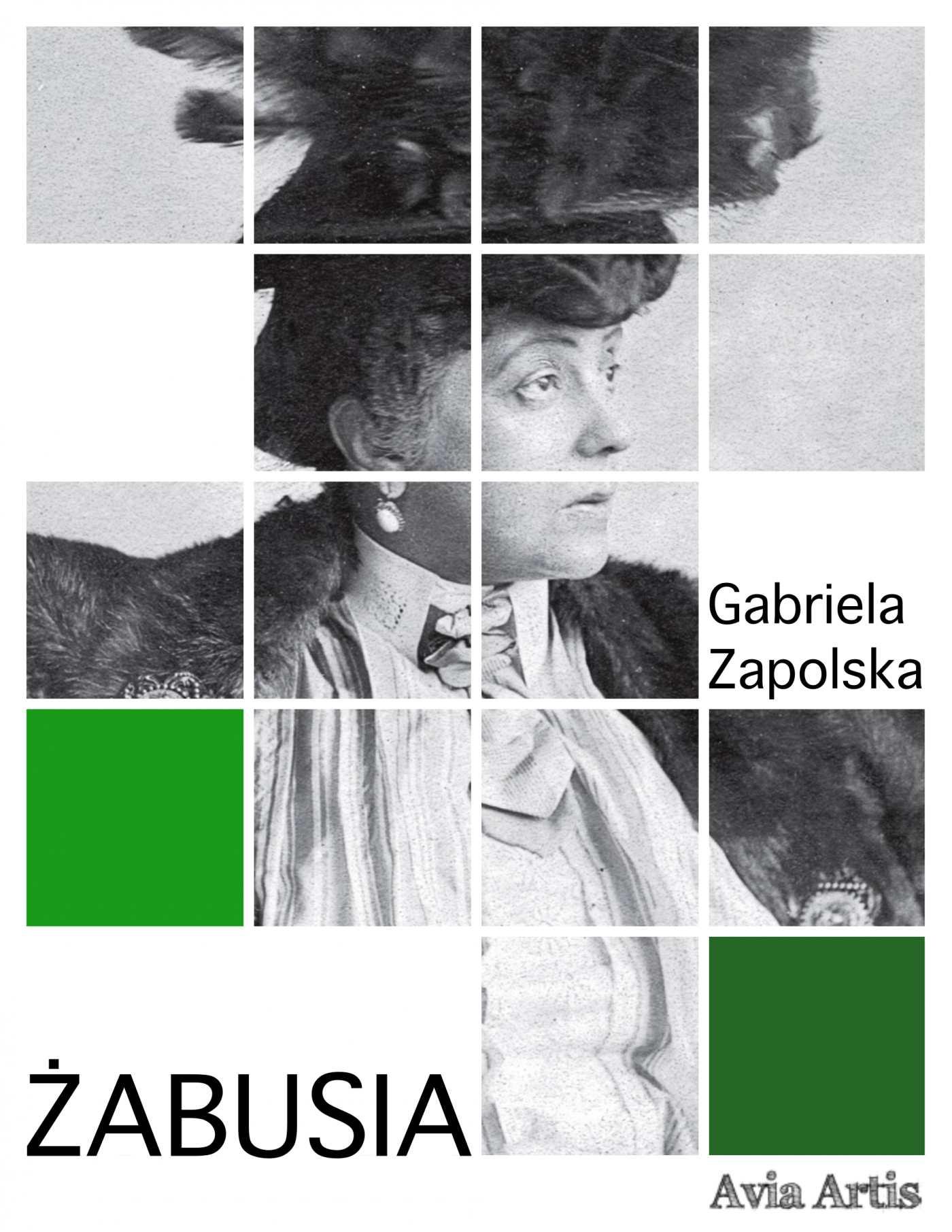 Żabusia - Ebook (Książka EPUB) do pobrania w formacie EPUB