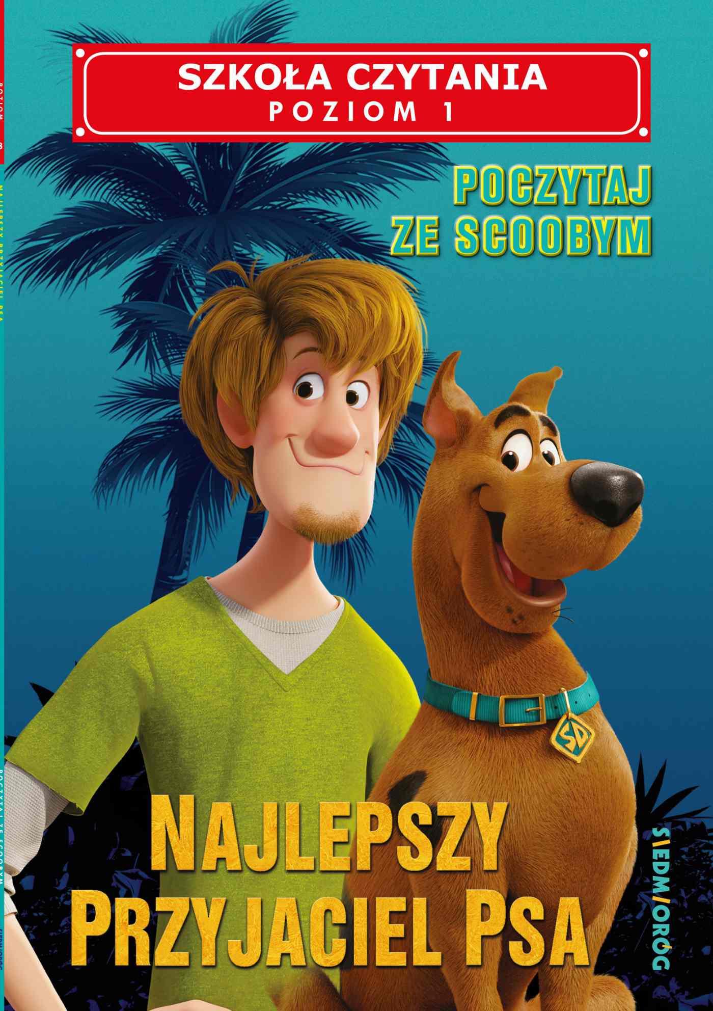 Scooby-Doo! Najlepszy przyjaciel psa - Ebook (Książka EPUB) do pobrania w formacie EPUB