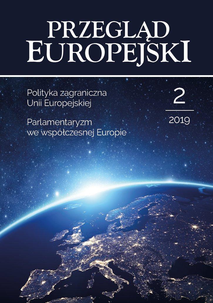 Przegląd Europejski 2019/2 - Ebook (Książka PDF) do pobrania w formacie PDF
