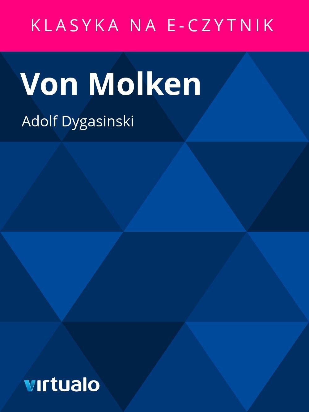 Von Molken - Ebook (Książka EPUB) do pobrania w formacie EPUB