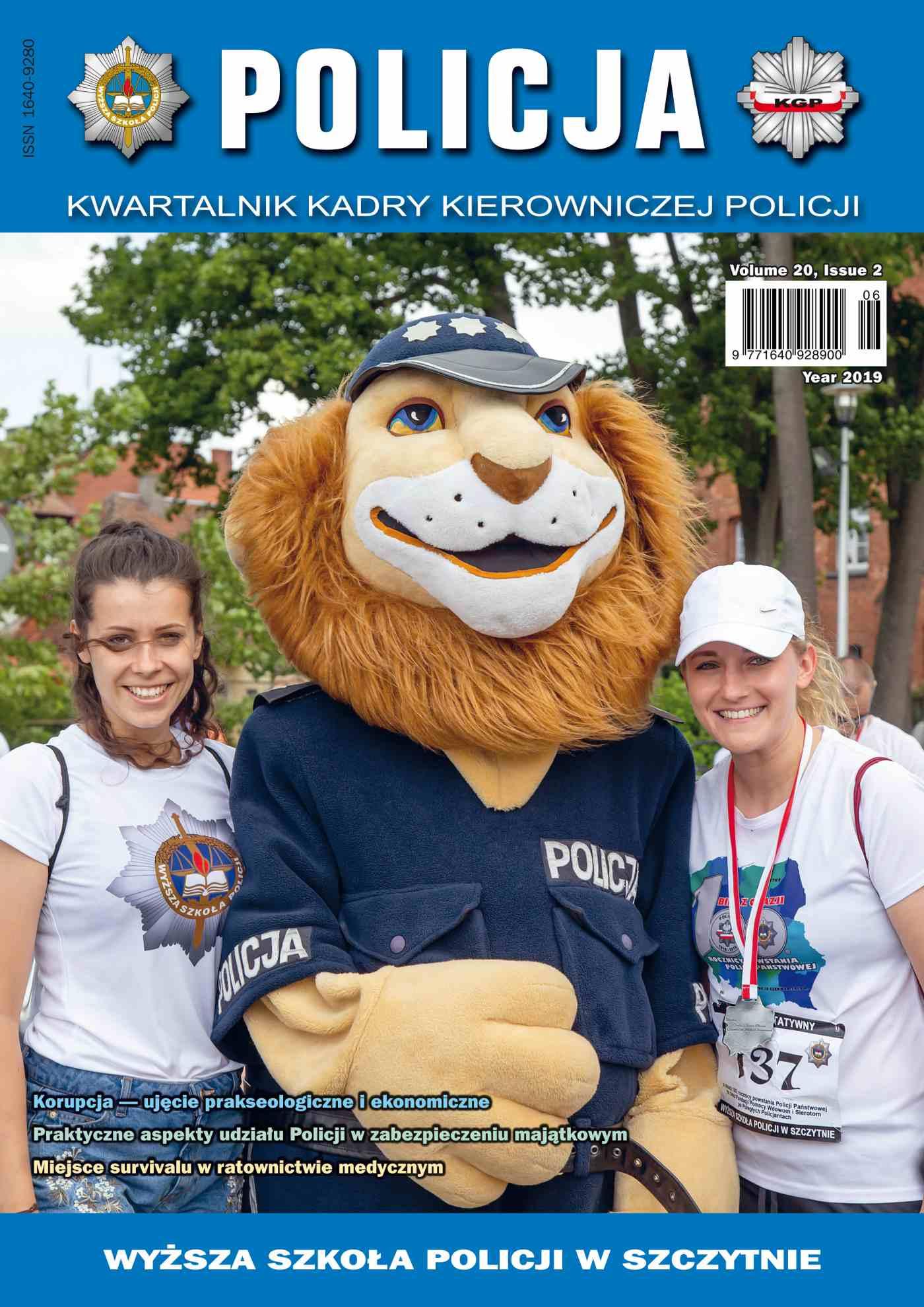 Policja 2/2019 - Ebook (Książka PDF) do pobrania w formacie PDF