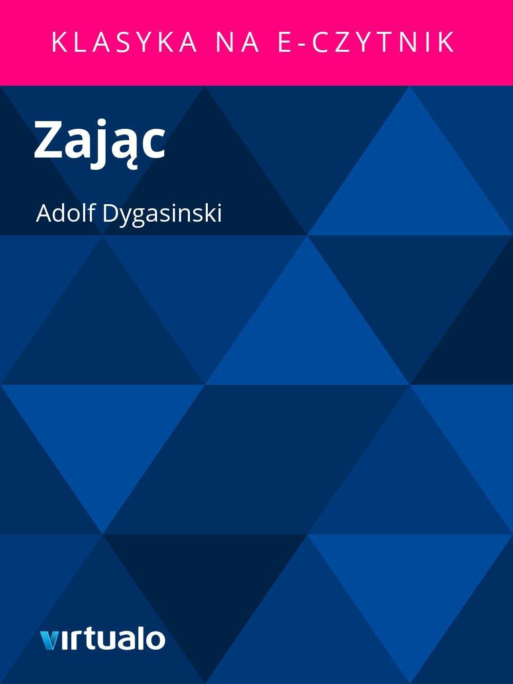 Zając - Ebook (Książka EPUB) do pobrania w formacie EPUB