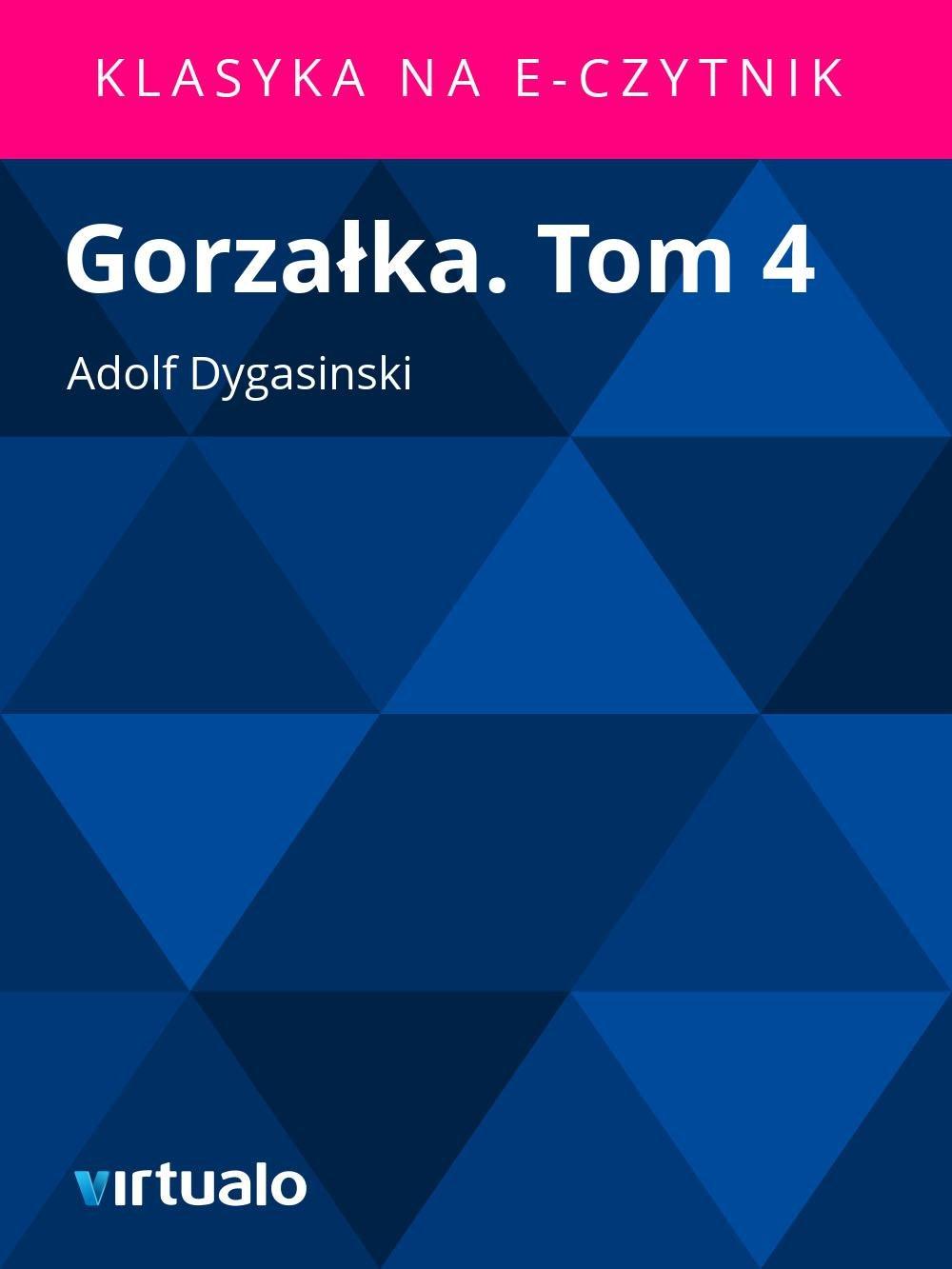 Gorzałka. Tom 4 - Ebook (Książka EPUB) do pobrania w formacie EPUB