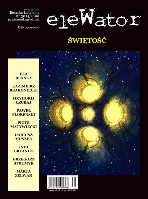 eleWator 30 (4/2019) - Świętość - Ebook (Książka PDF) do pobrania w formacie PDF