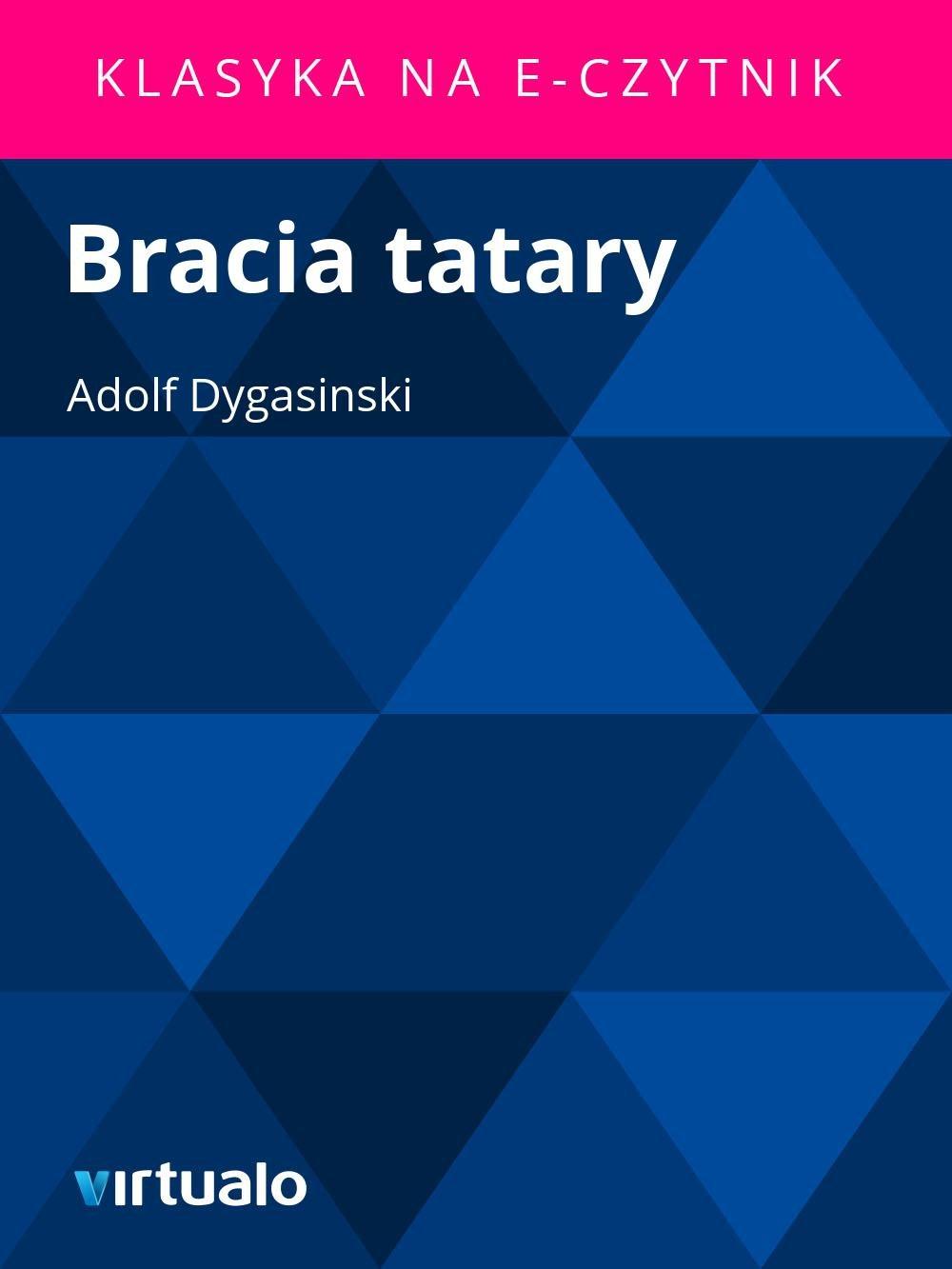 Bracia tatary - Ebook (Książka EPUB) do pobrania w formacie EPUB