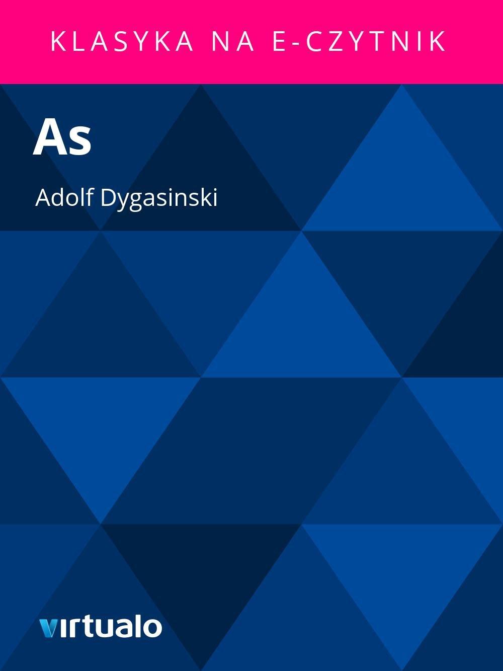 As - Ebook (Książka EPUB) do pobrania w formacie EPUB