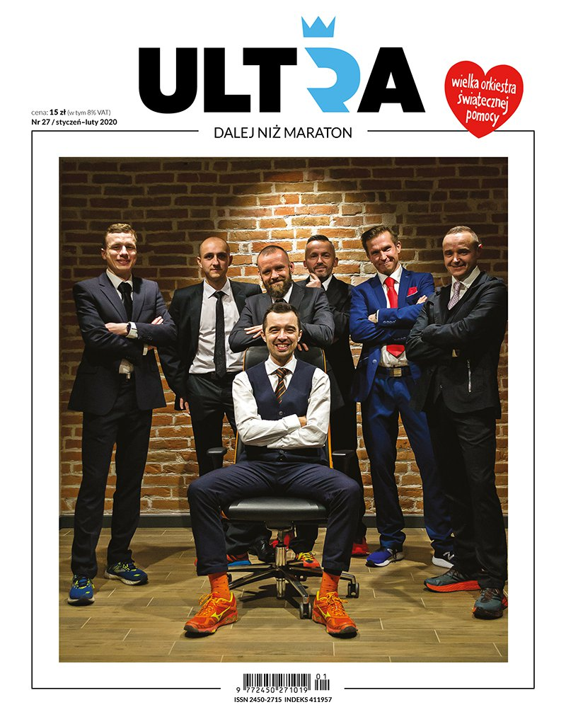 ULTRA – Dalej niż maraton 01/2020 - Ebook (Książka PDF) do pobrania w formacie PDF