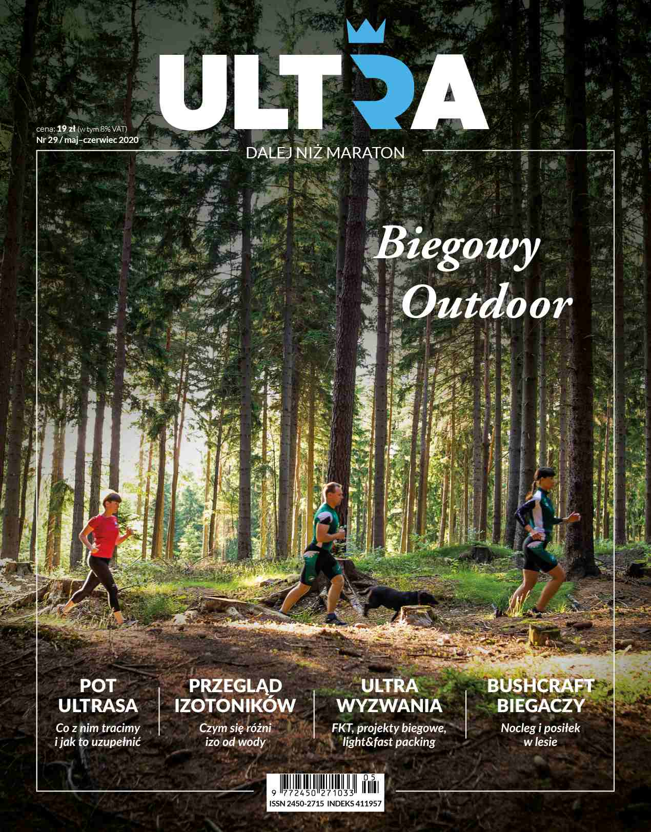 ULTRA – Dalej niż maraton 05/2020 - Ebook (Książka PDF) do pobrania w formacie PDF