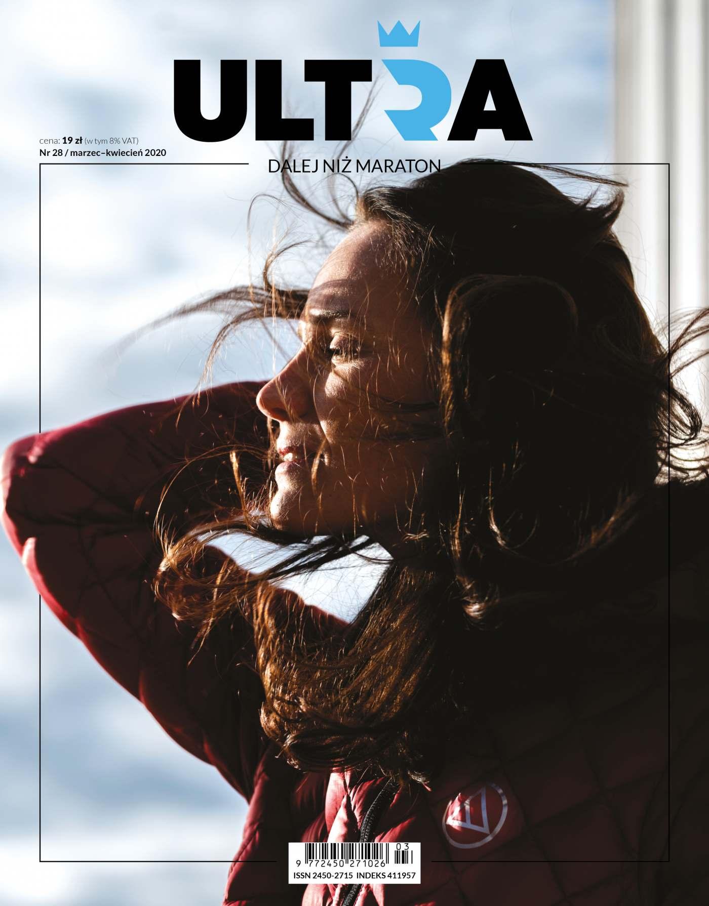 ULTRA – Dalej niż maraton 03/2020 - Ebook (Książka PDF) do pobrania w formacie PDF