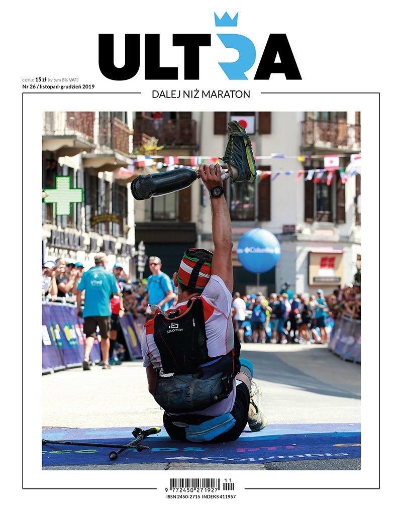 ULTRA – Dalej niż maraton 11/2019 - Ebook (Książka PDF) do pobrania w formacie PDF