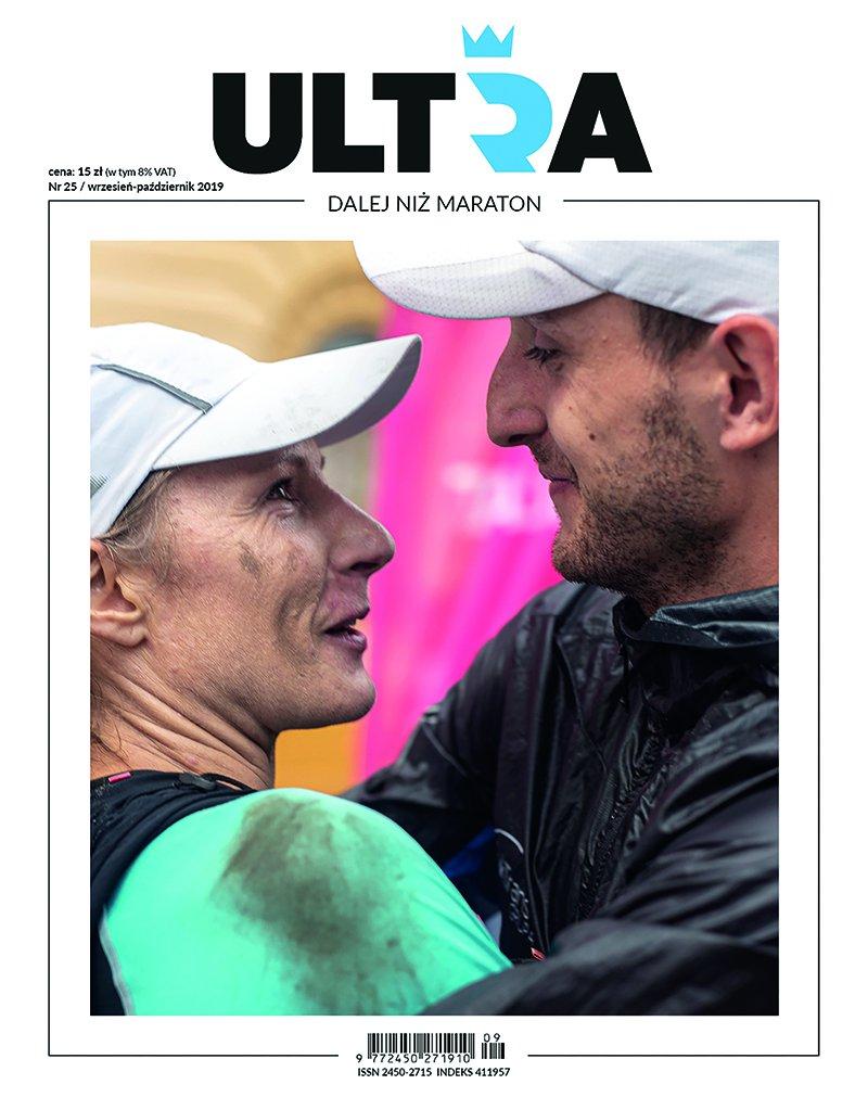 ULTRA – Dalej niż maraton 09/2019 - Ebook (Książka PDF) do pobrania w formacie PDF