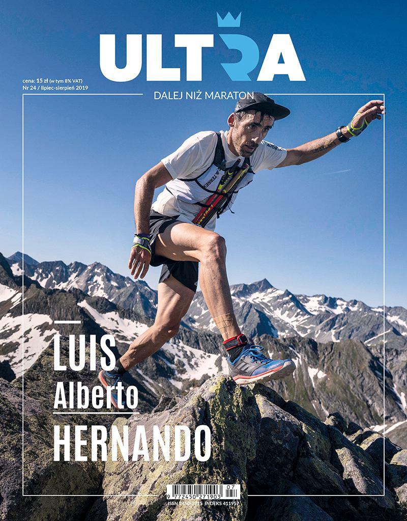 ULTRA – Dalej niż maraton 07/2019 - Ebook (Książka PDF) do pobrania w formacie PDF