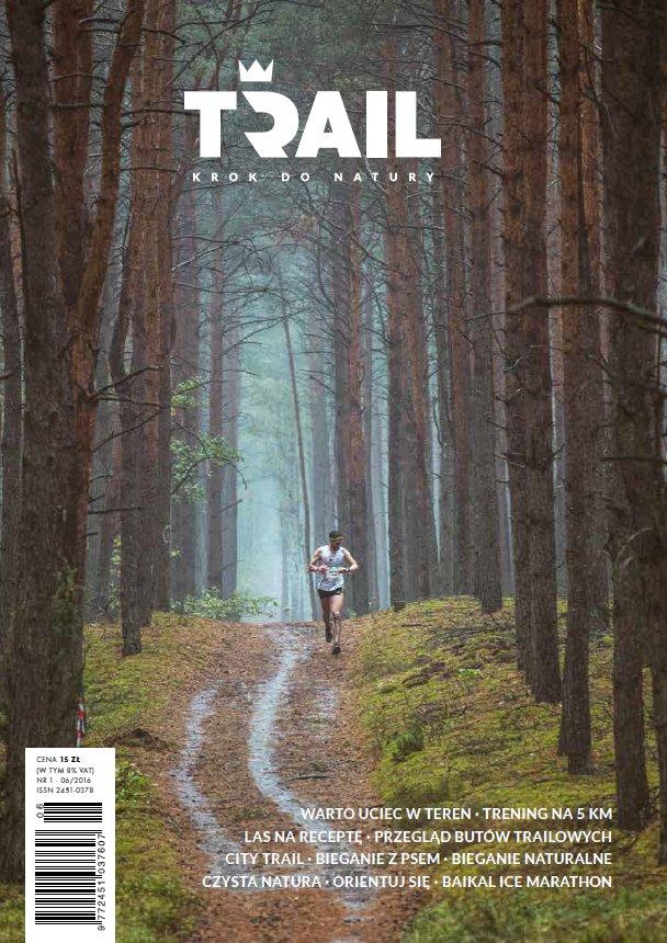 TRAIL – Krok do natury 06/2016 - Ebook (Książka PDF) do pobrania w formacie PDF