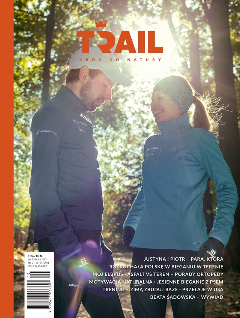 TRAIL – Krok do natury 10/2016 - Ebook (Książka PDF) do pobrania w formacie PDF