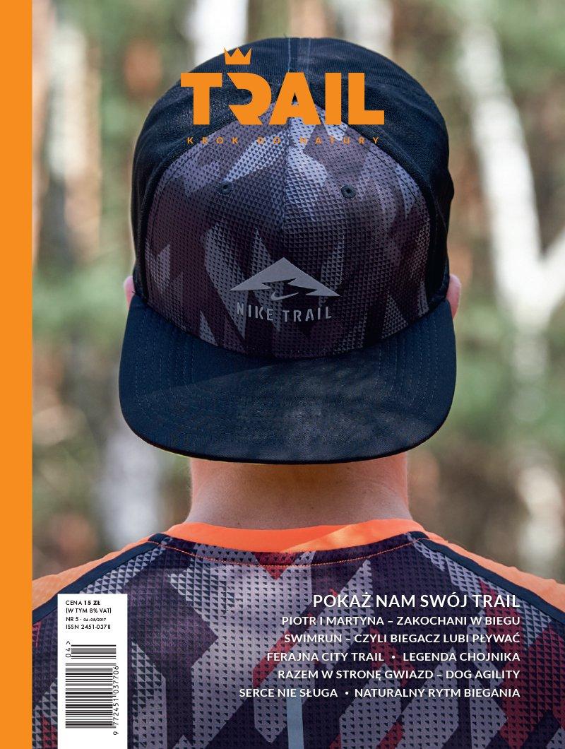 TRAIL – Krok do natury 04/2017 - Ebook (Książka PDF) do pobrania w formacie PDF