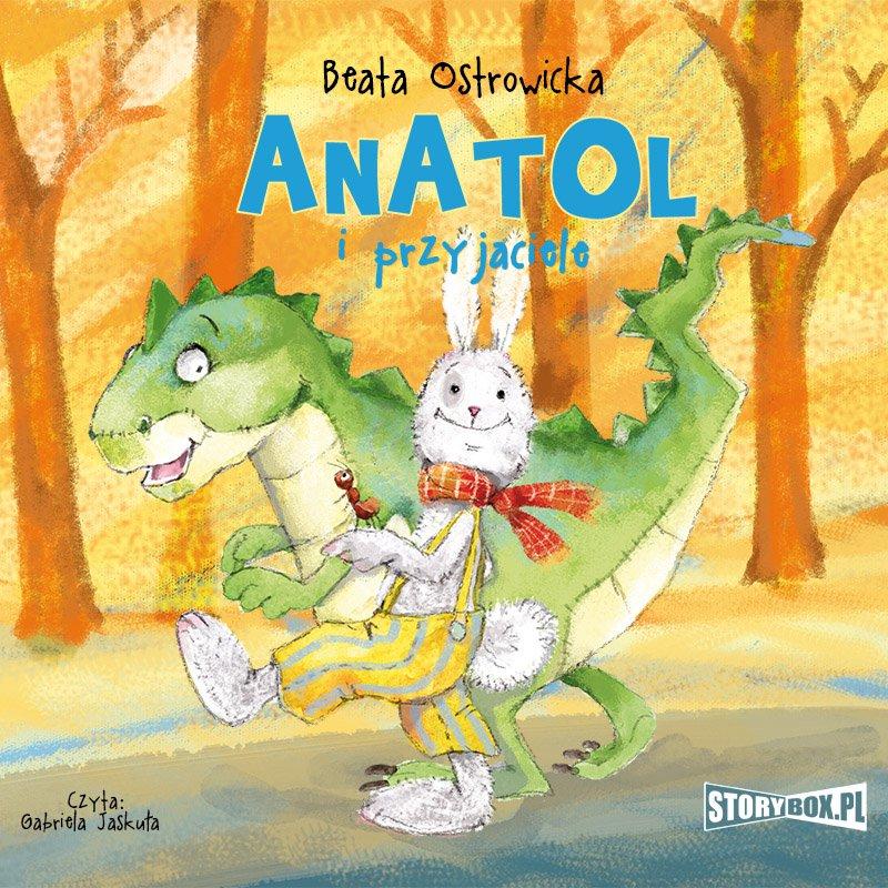Anatol i przyjaciele - Audiobook (Książka audio MP3) do pobrania w całości w archiwum ZIP