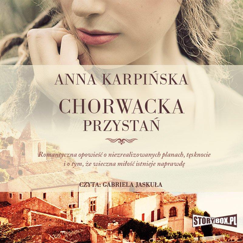 Chorwacka przystań - Audiobook (Książka audio MP3) do pobrania w całości w archiwum ZIP