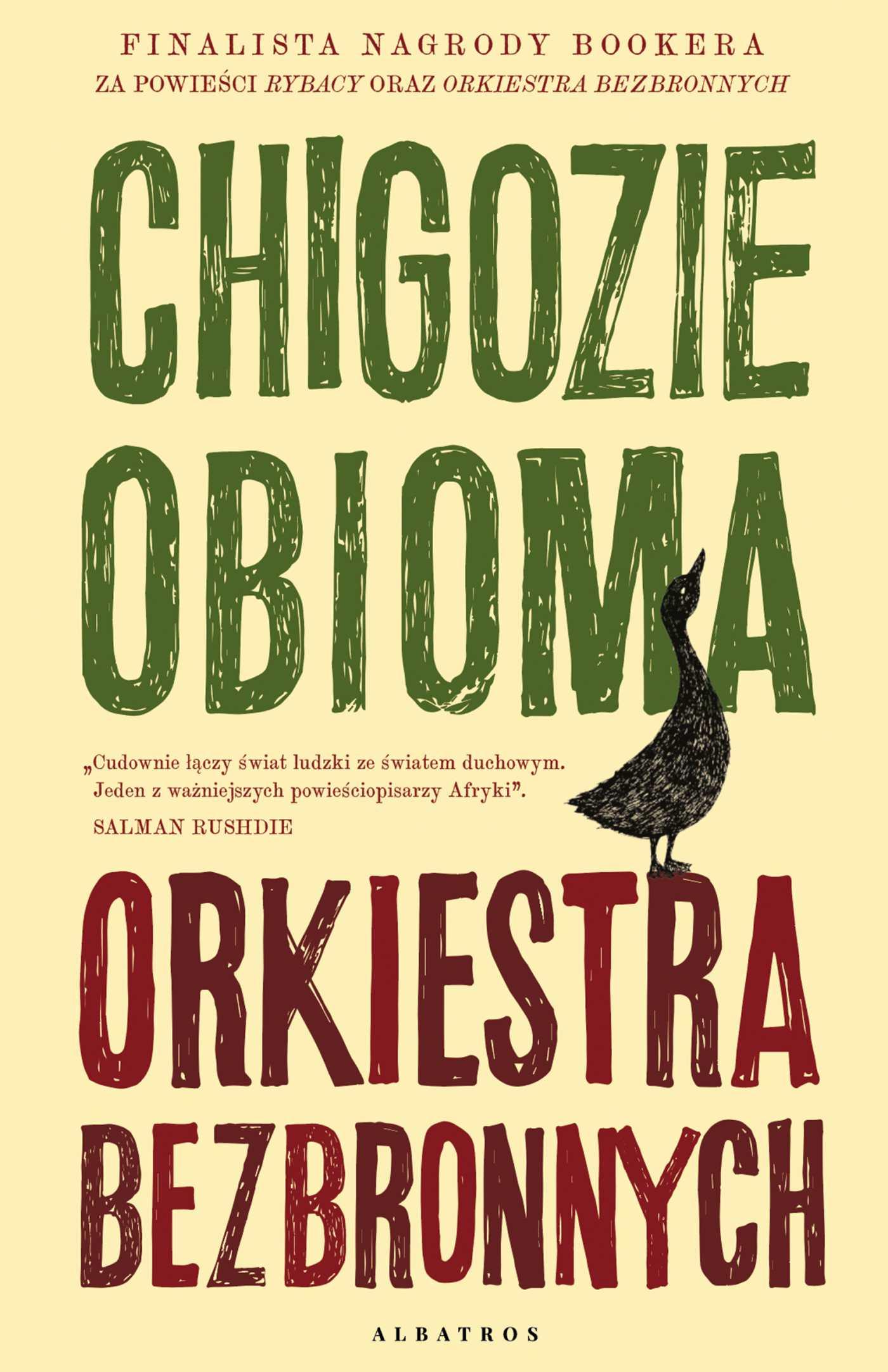 Orkiestra bezbronnych - Ebook (Książka na Kindle) do pobrania w formacie MOBI