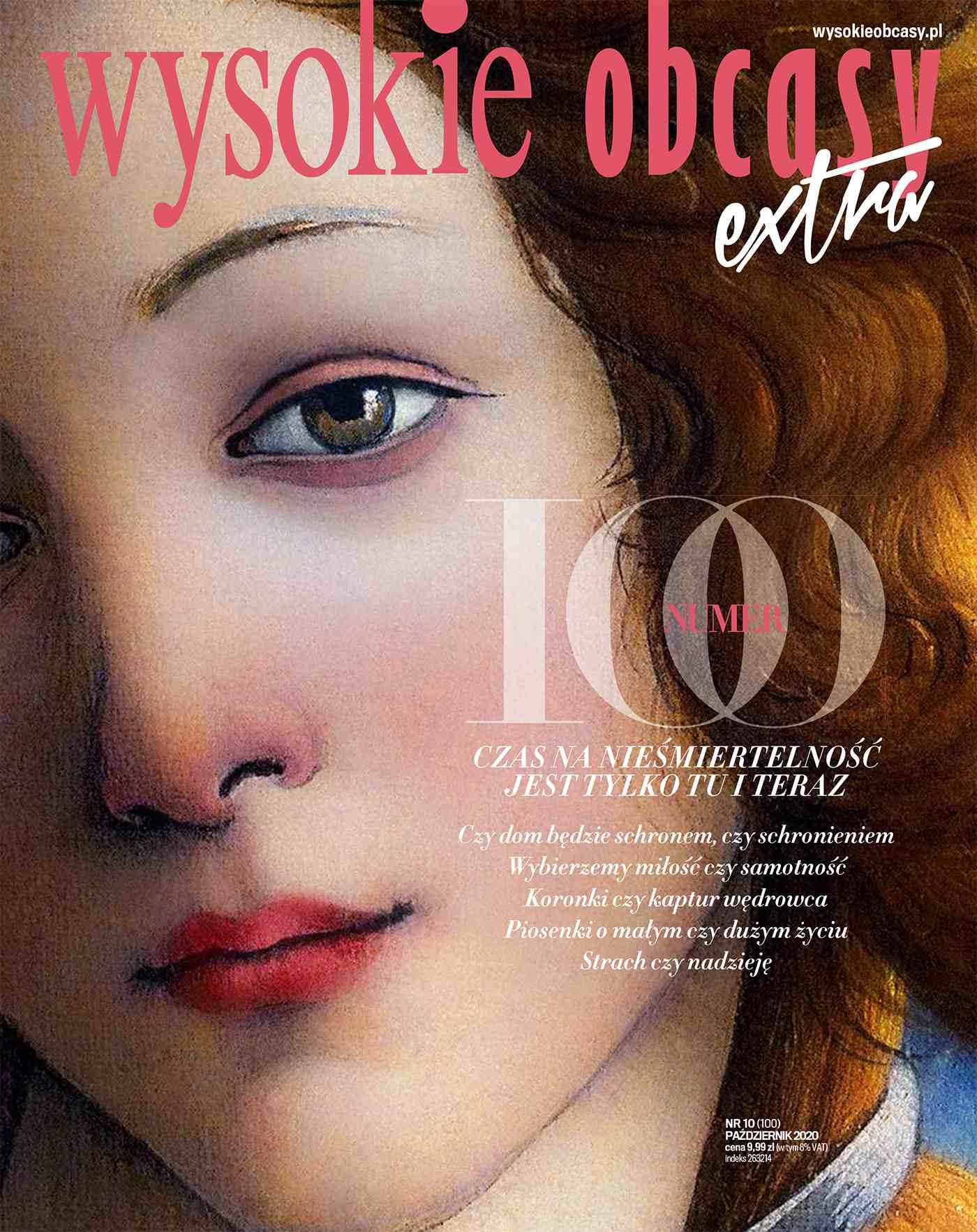 Wysokie Obcasy Extra 10/2020 - Ebook (Książka na Kindle) do pobrania w formacie MOBI