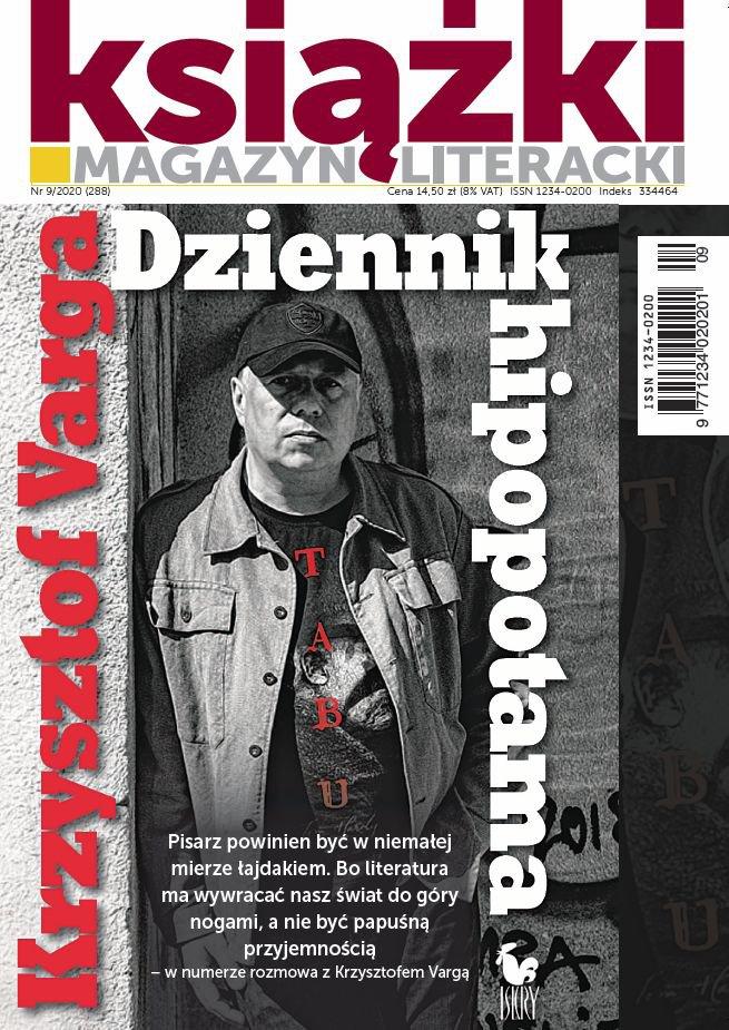 Magazyn Literacki Książki 9/2020 - Ebook (Książka PDF) do pobrania w formacie PDF