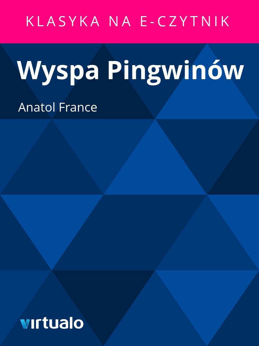 Wyspa Pingwinów - Ebook (Książka EPUB) do pobrania w formacie EPUB