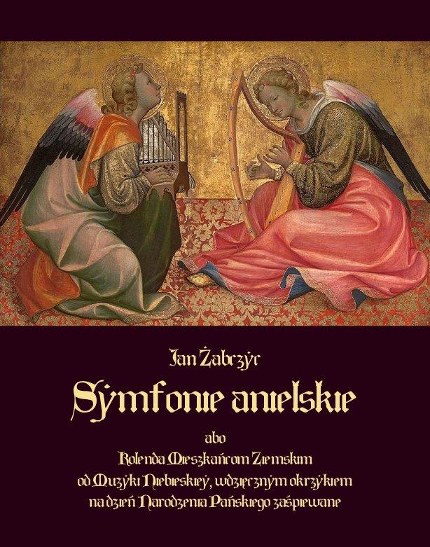 Symfonie anielskie - Ebook (Książka na Kindle) do pobrania w formacie MOBI