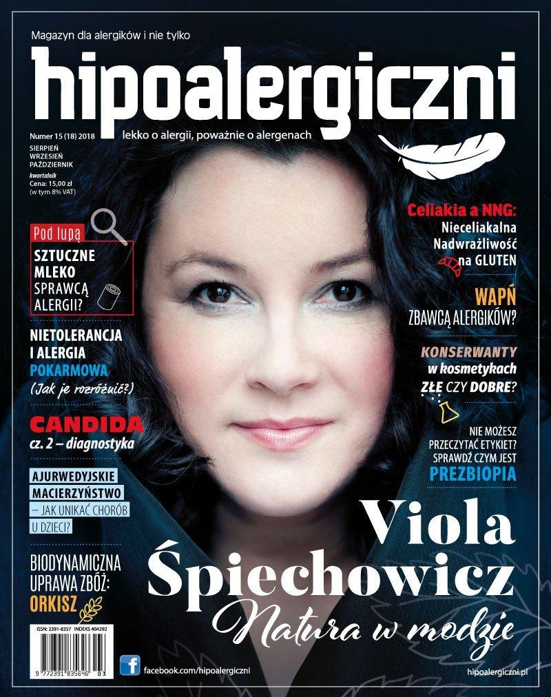 Hipoalergiczni 2018 nr 15_08 - Ebook (Książka EPUB) do pobrania w formacie EPUB