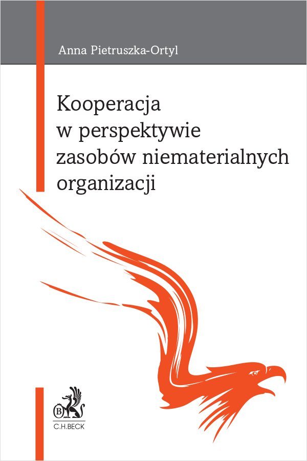Kooperacja w perspektywie zasobów niematerialnych organizacji - Ebook (Książka PDF) do pobrania w formacie PDF