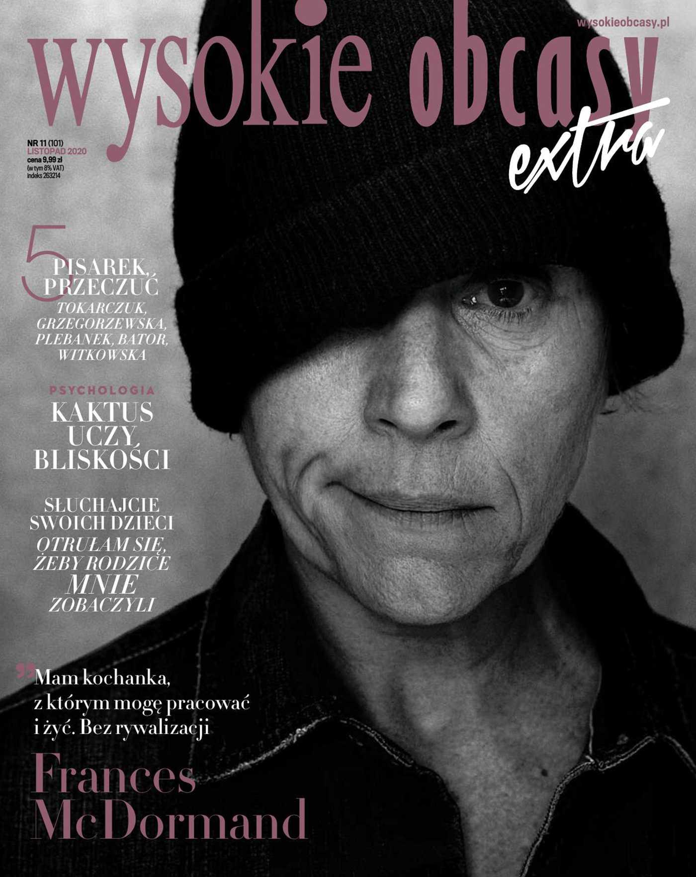 Wysokie Obcasy Extra 11/2020 - Ebook (Książka na Kindle) do pobrania w formacie MOBI
