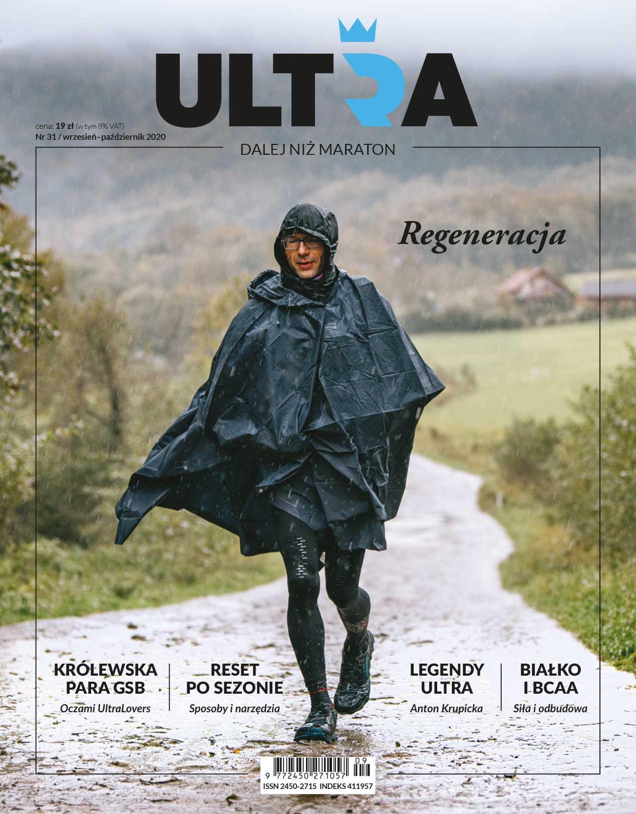 ULTRA - Dalej niż maraton 9/2020 - Ebook (Książka PDF) do pobrania w formacie PDF