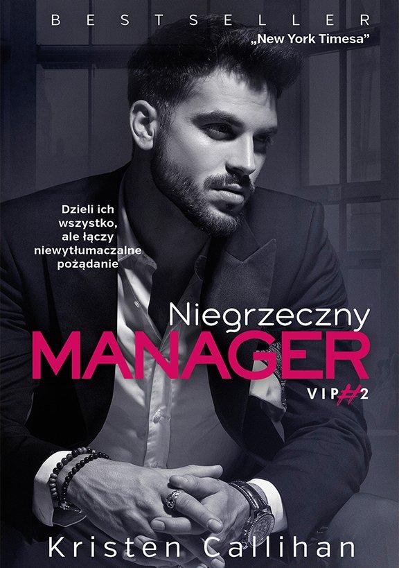 Niegrzeczny manager - Ebook (Książka EPUB) do pobrania w formacie EPUB