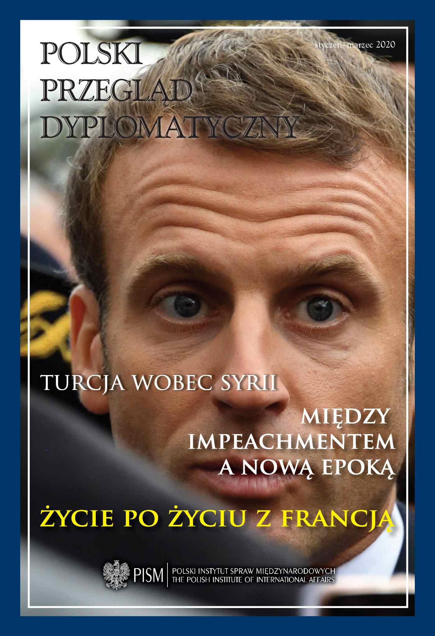 Polski Przegląd Dyplomatyczny, nr 1 / 2020 - Ebook (Książka PDF) do pobrania w formacie PDF