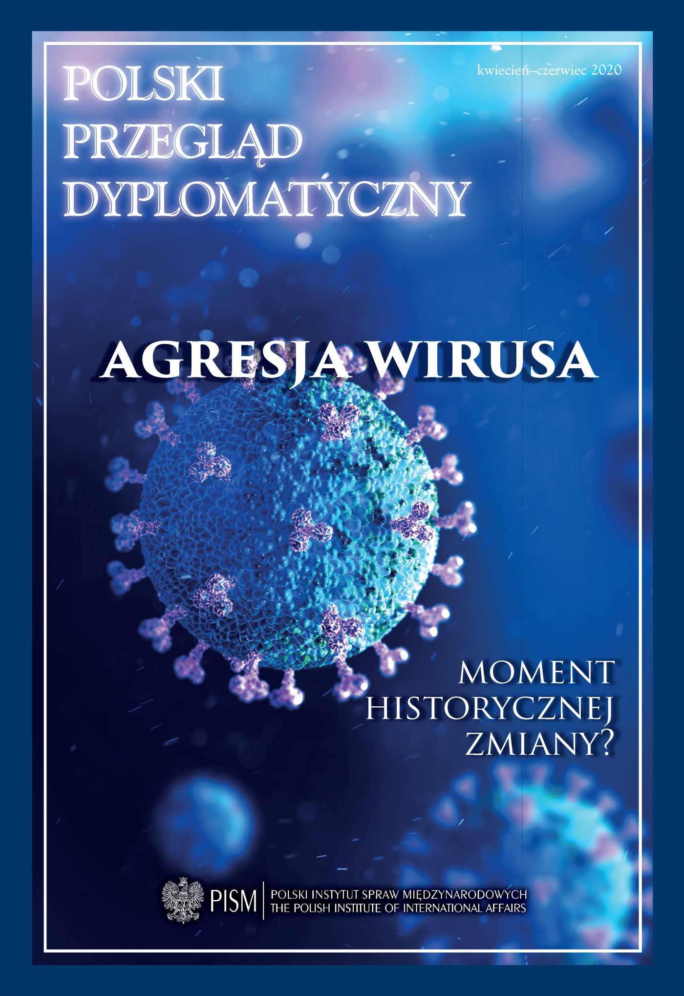 Polski Przegląd Dyplomatyczny, nr 2 / 2020 - Ebook (Książka PDF) do pobrania w formacie PDF