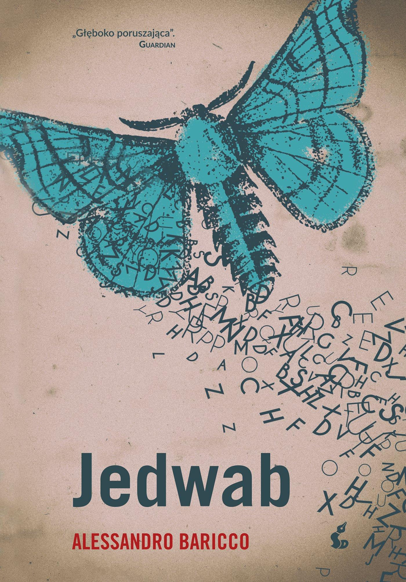 Jedwab - Ebook (Książka EPUB) do pobrania w formacie EPUB