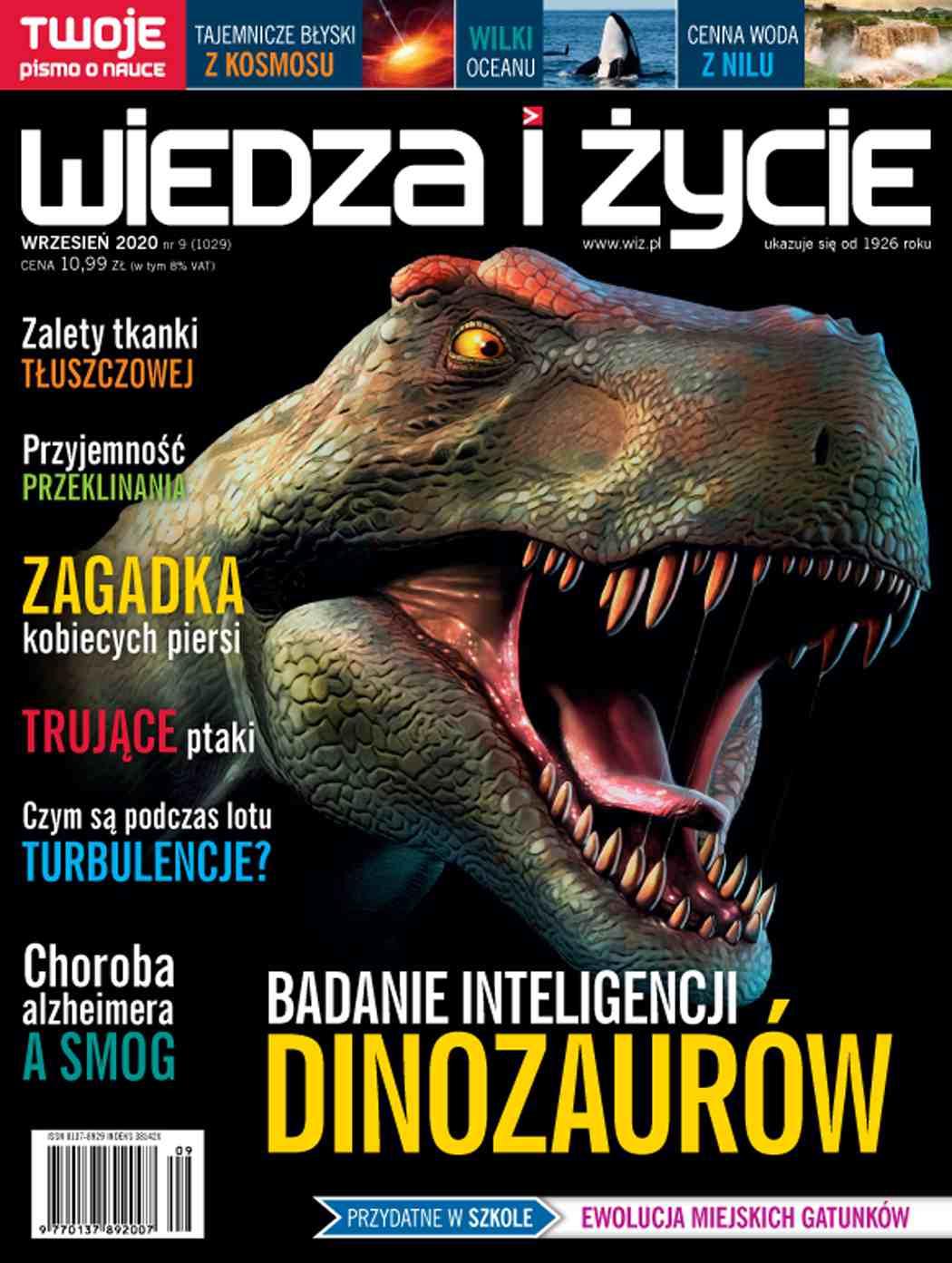 Wiedza i Życie nr 9/2020 - Ebook (Książka PDF) do pobrania w formacie PDF