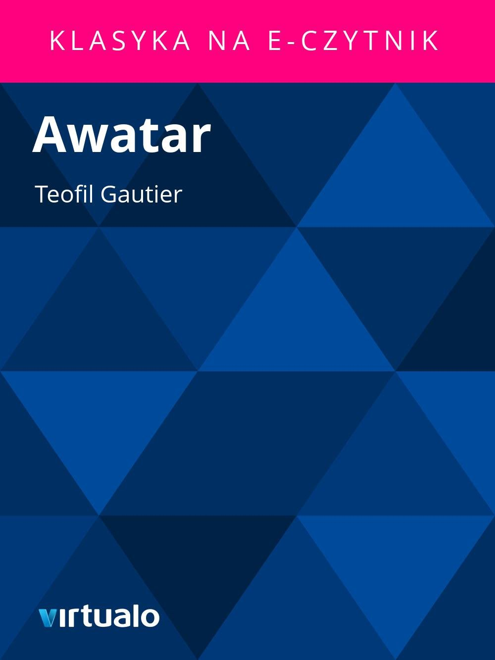 Awatar - Ebook (Książka EPUB) do pobrania w formacie EPUB