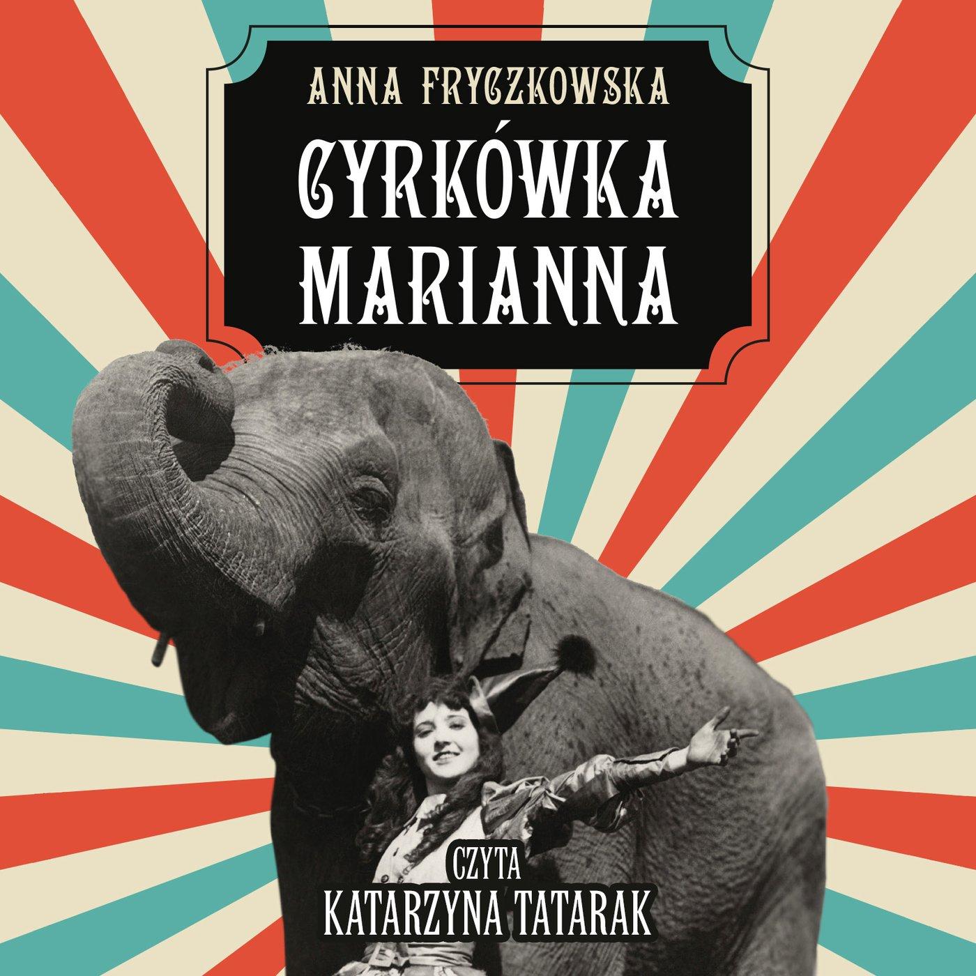 Cyrkówka Marianna - Audiobook (Książka audio MP3) do pobrania w całości w archiwum ZIP