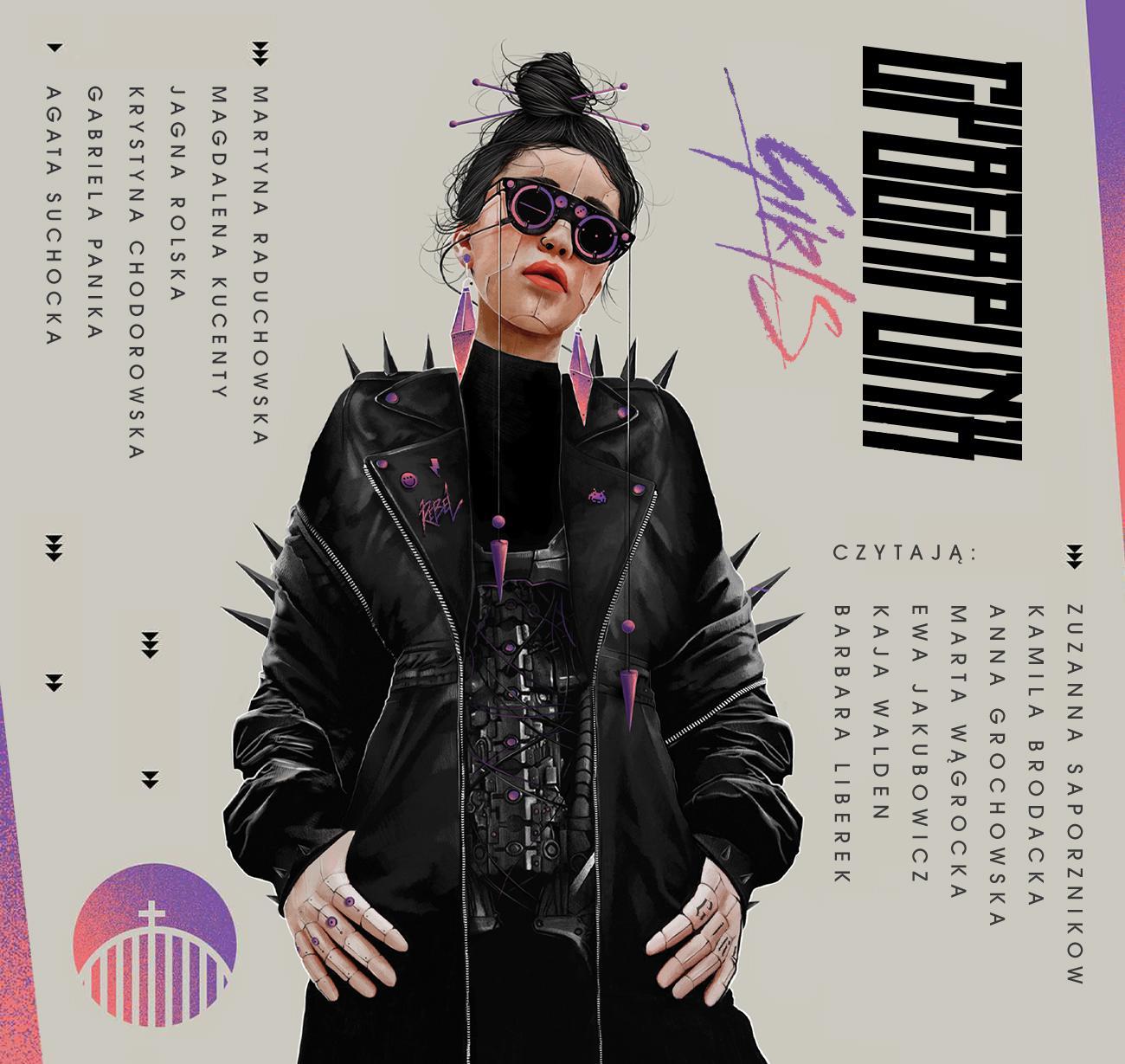 Cyberpunk Girls - Audiobook (Książka audio MP3) do pobrania w całości w archiwum ZIP