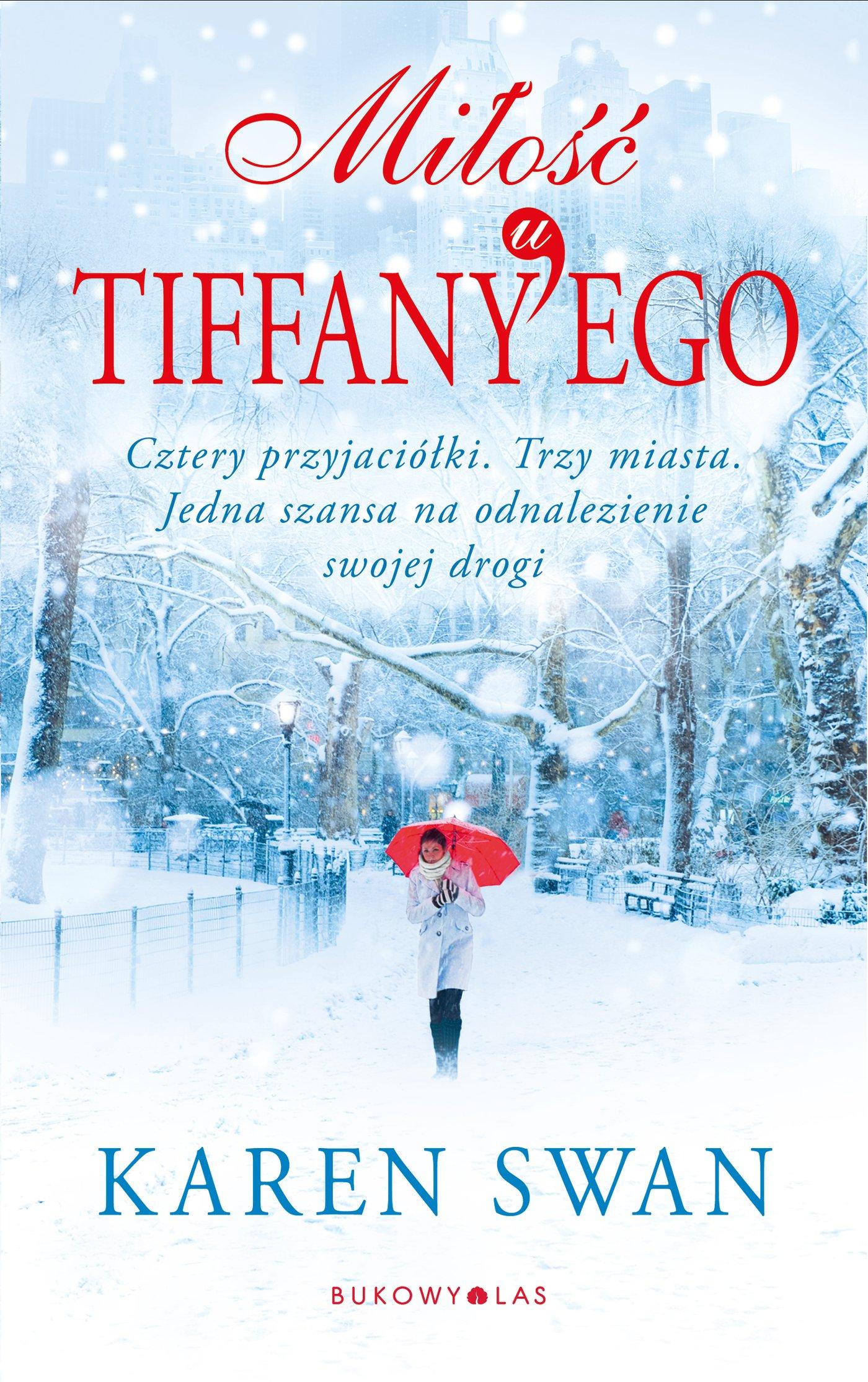Miłość u Tiffany'ego - Ebook (Książka na Kindle) do pobrania w formacie MOBI