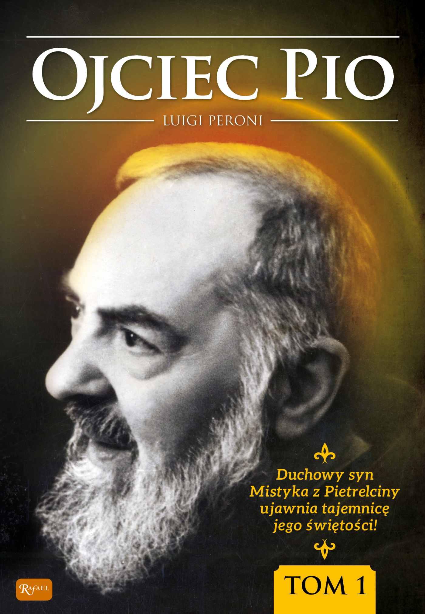 Ojciec Pio - Audiobook (Książka audio MP3) do pobrania w całości w archiwum ZIP
