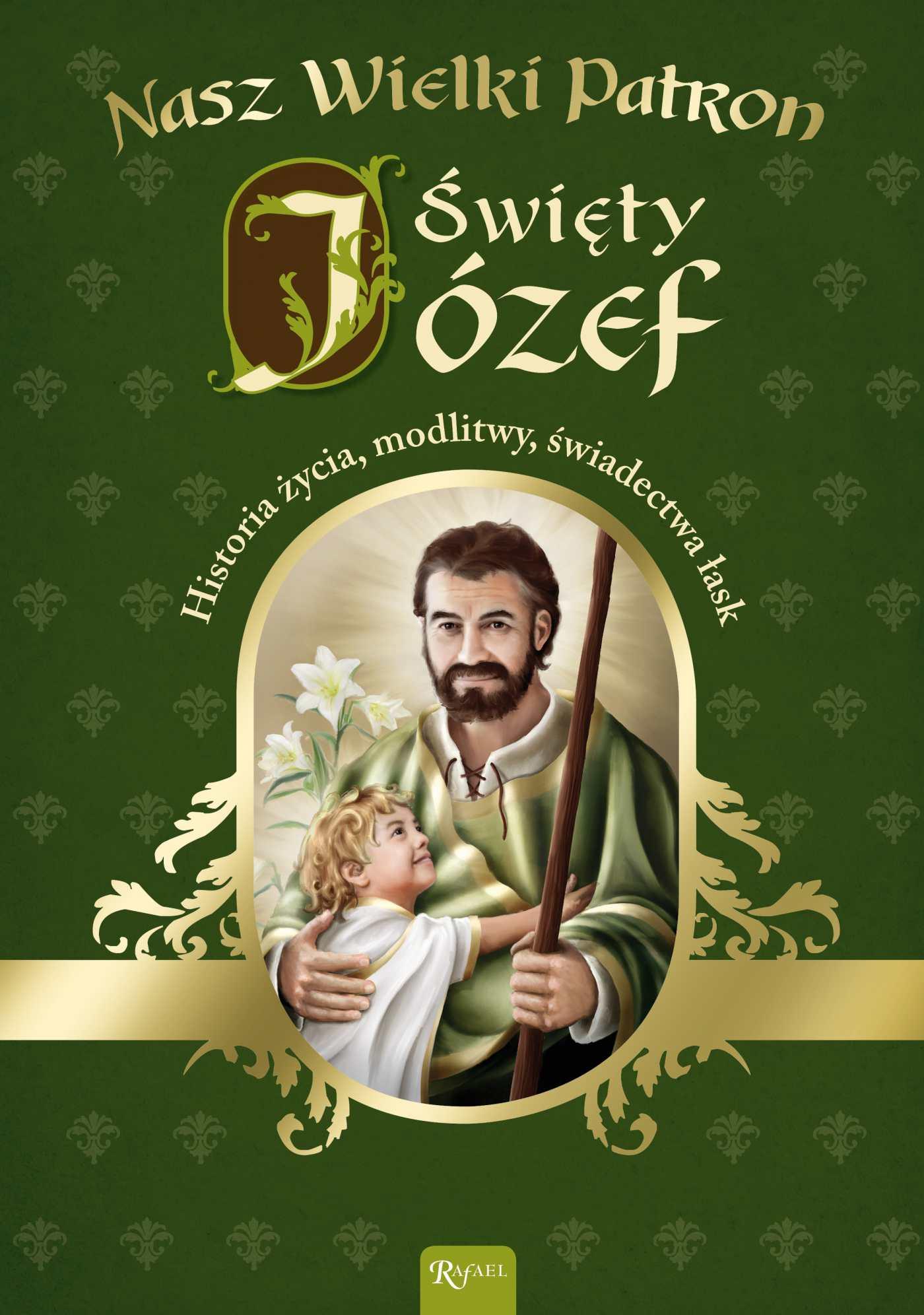 Nasz wielki patron Święty Józef - Audiobook (Książka audio MP3) do pobrania w całości w archiwum ZIP
