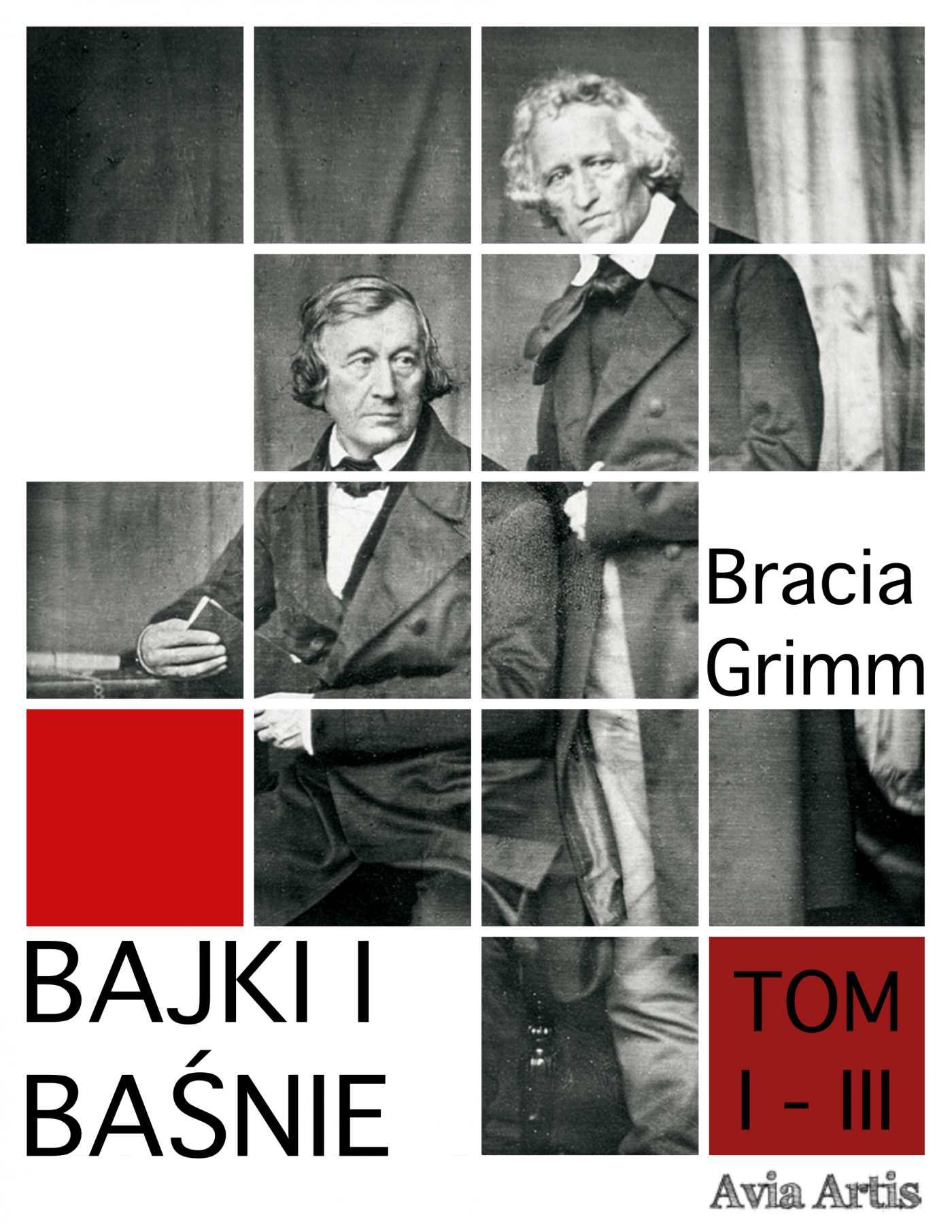 Bajki i baśnie. Tom I-III - Ebook (Książka EPUB) do pobrania w formacie EPUB