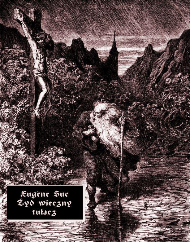 Żyd wieczny tułacz - Ebook (Książka na Kindle) do pobrania w formacie MOBI