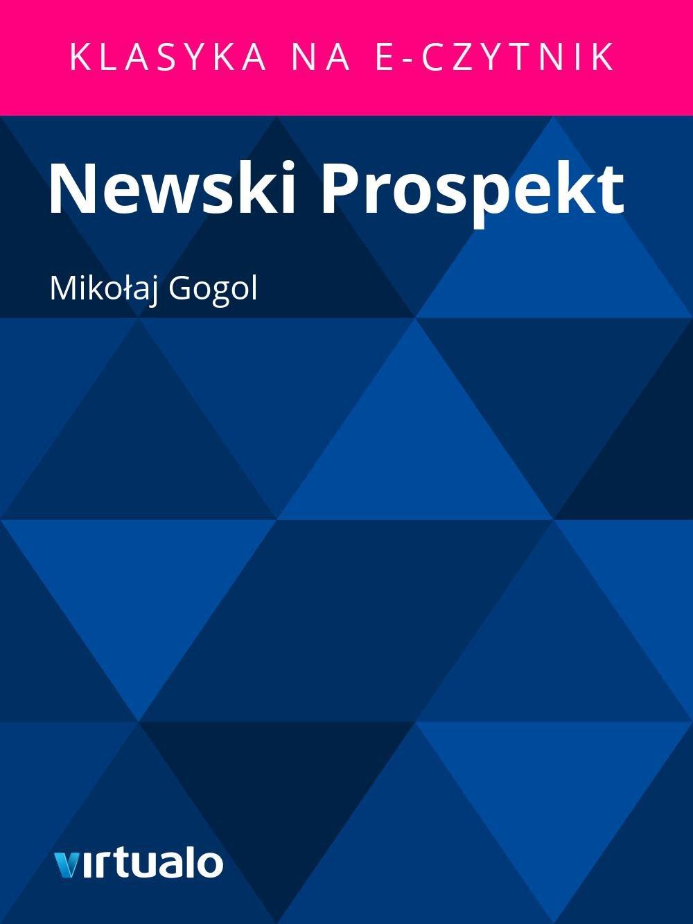 Newski Prospekt - Ebook (Książka EPUB) do pobrania w formacie EPUB