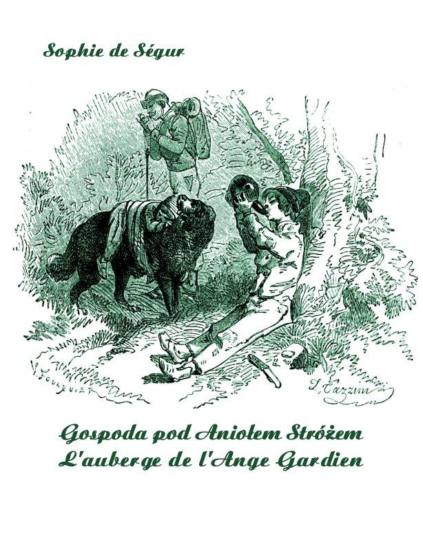 Gospoda pod Aniołem Stróżem. L'Auberge de l'Ange Gardien - Ebook (Książka EPUB) do pobrania w formacie EPUB