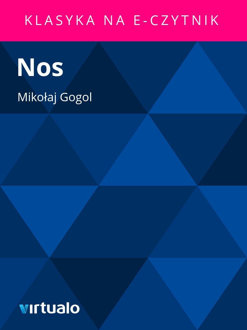 Nos - Ebook (Książka EPUB) do pobrania w formacie EPUB