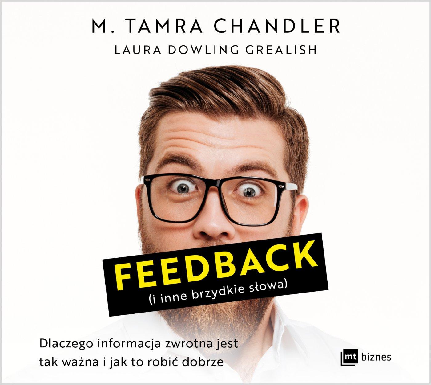 Feedback (i inne brzydkie słowa) - Audiobook (Książka audio MP3) do pobrania w całości w archiwum ZIP