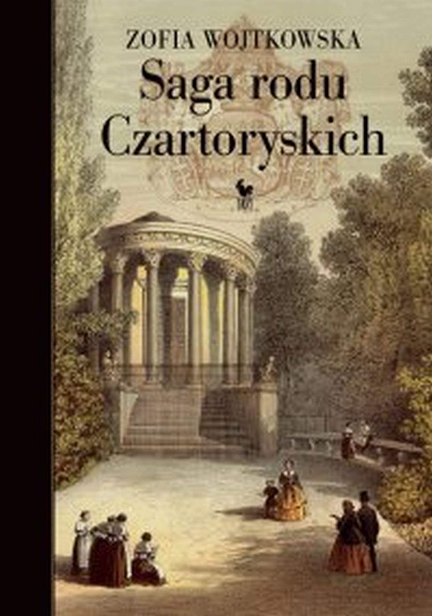 Saga rodu Czartoryskich - Ebook (Książka EPUB) do pobrania w formacie EPUB